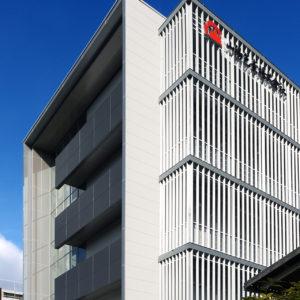 山陽色素株式会社技術開発棟