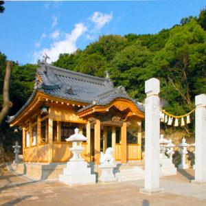 兼田大年神社